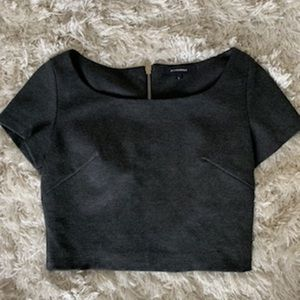 Olivaceous crop top!